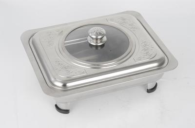 Stainless Steel 34*28cm Chafing Dish RGS-TC0003