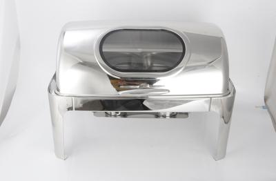 Stainless Steel Square Dining Stove 201# RGS-TC4632